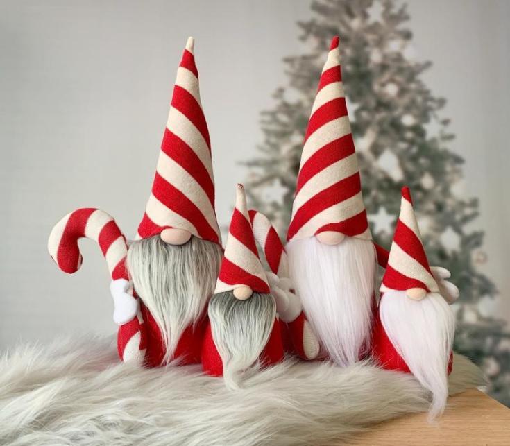 winter gnomes