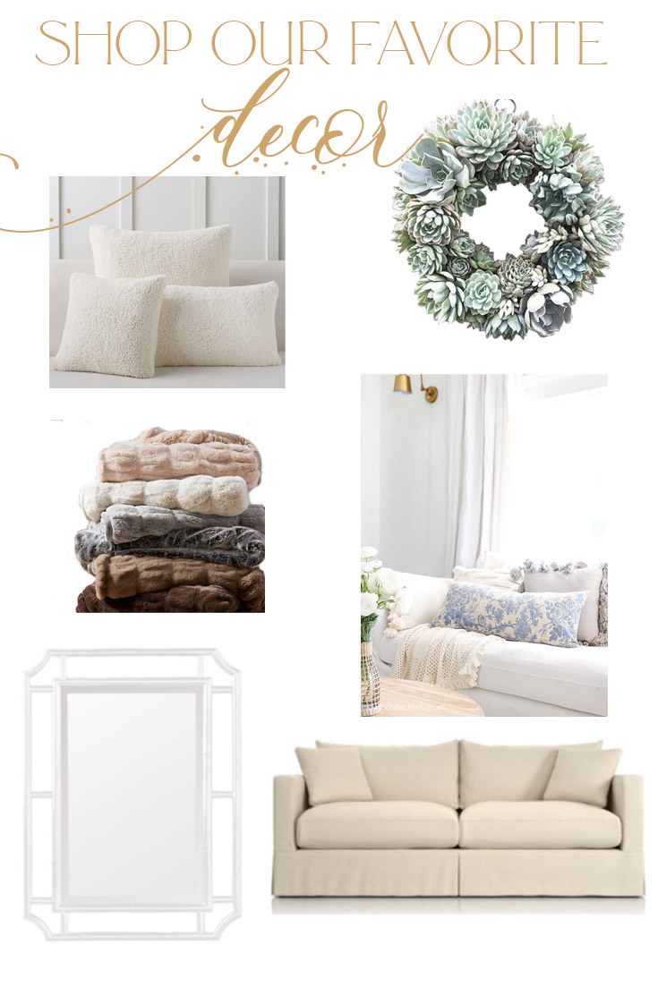 decorative items for the home pin