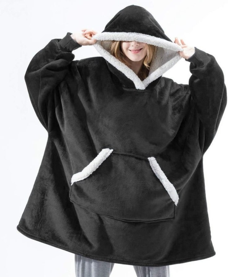 cozy sweatshirts and sweatpants