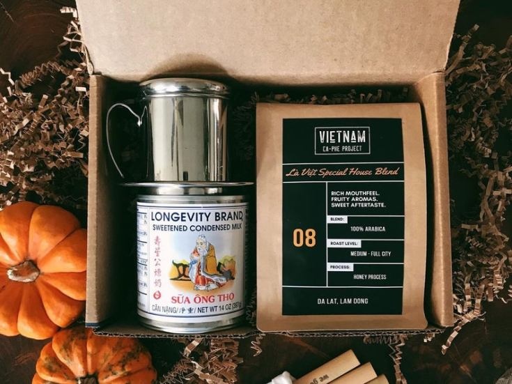 vietnamese coffee starter kit