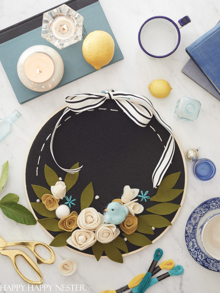 easy spring crafts for adults and kids