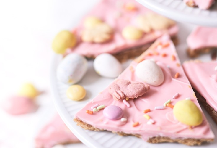 Easter Chocolate Bark Recipe