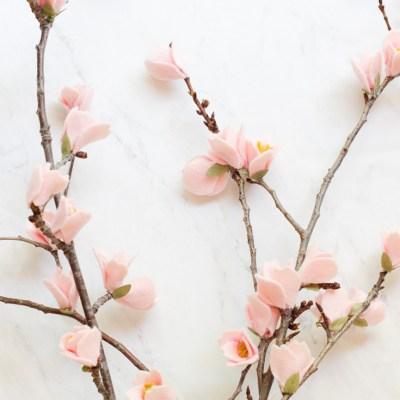 Paper Flower Roundup (Silk and Felt)