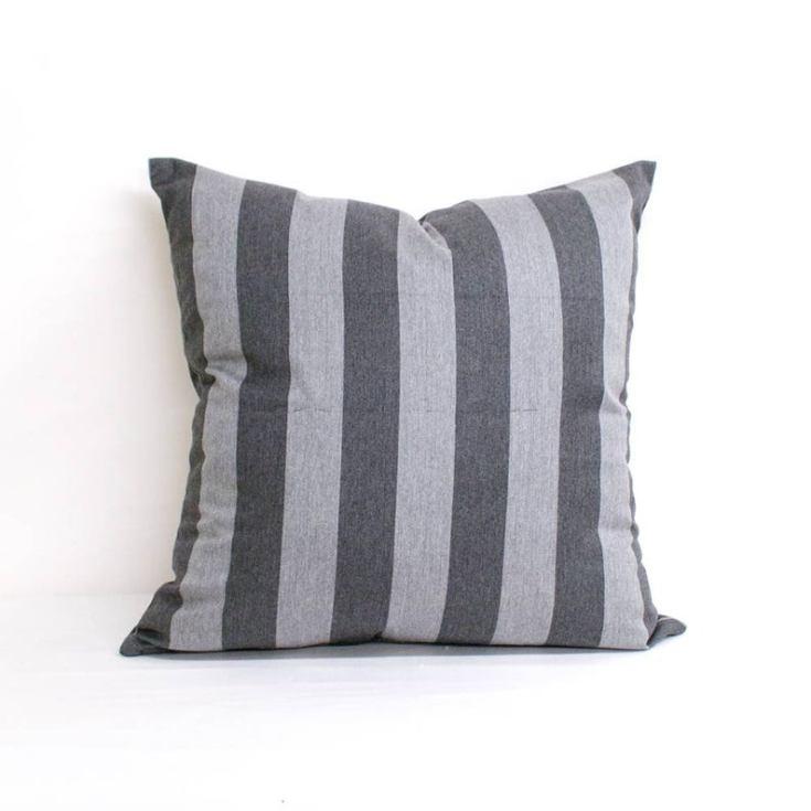 yachet striped pillow