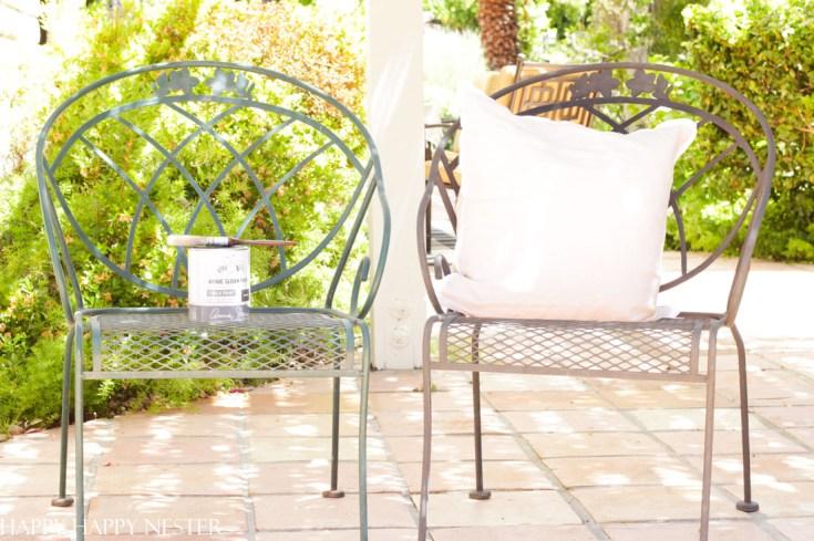 outdoor furniture refresh