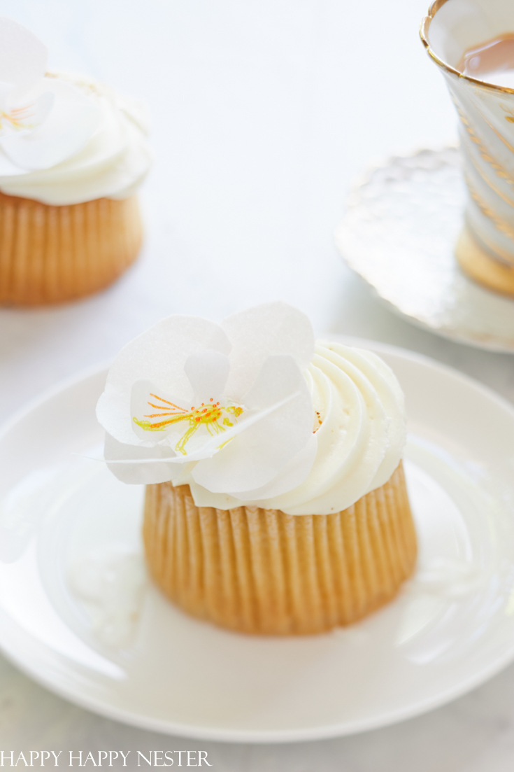 edible wafer paper flowers