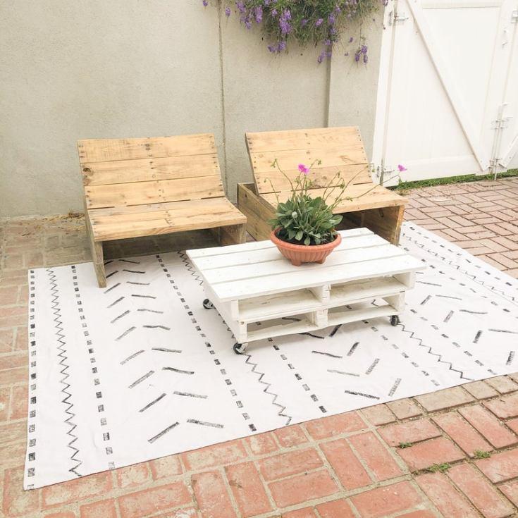 backyard furnishing