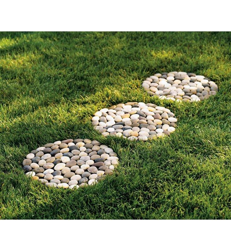 garden decor ideas with rocks