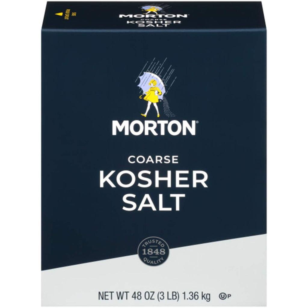 brine chicken with kosher salt