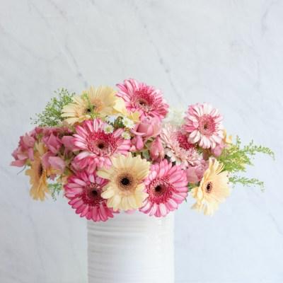 Trader Joe's Flower Arrangements DIY