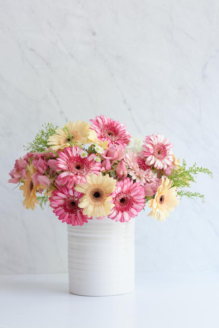 Trader Joe's flower arrangements