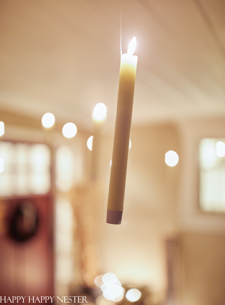 harry potter floating candles diy