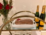 Bûche de Noël with Chocolate Buttercream Frosting Recipe