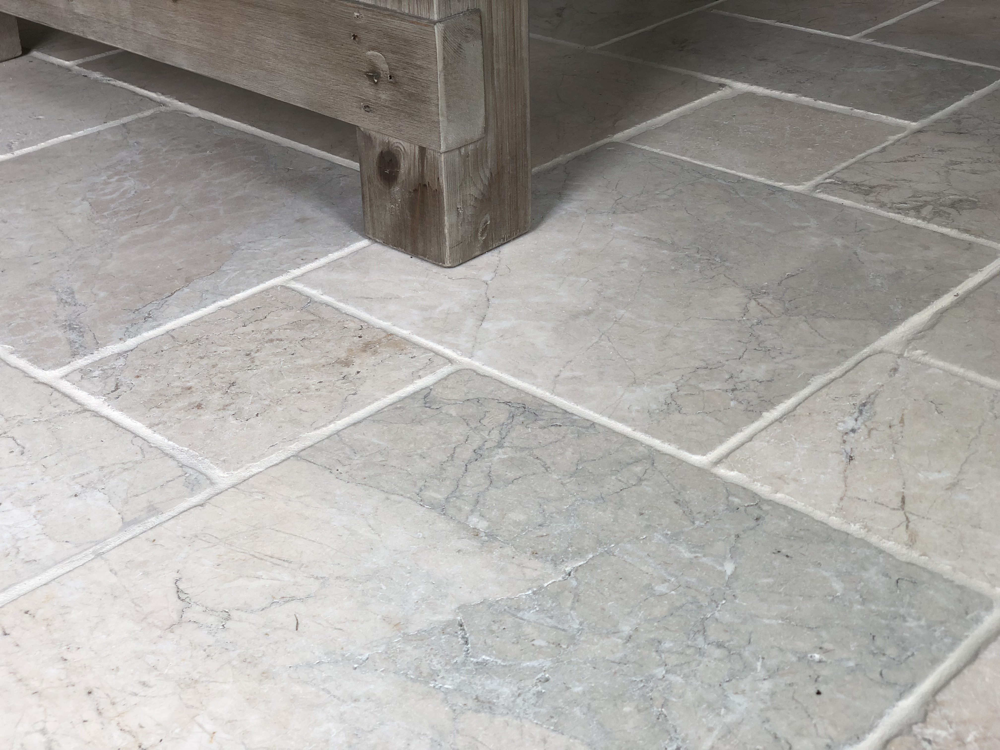 the best natural stone tile and grout