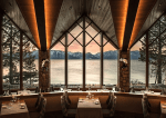 Dining at the Edgewood Restaurant in Tahoe on Valentine's Day