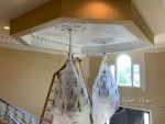 "French Country Home Foyer - ""ORC"" (Week 5&6) Painting the Walls and Ceiling"