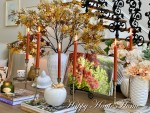Fall Foyer Decor Ideas 2020