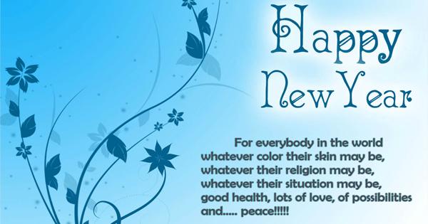 happy healthy new year