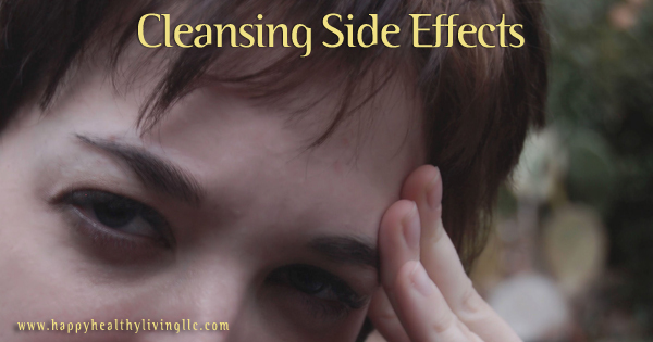 Side Effects of Body Cleansing