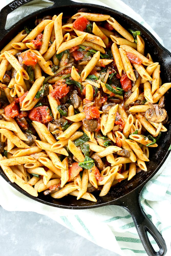 easy and healthy pasta recipe