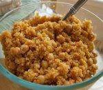 Quinoa Chickpea Pilaf