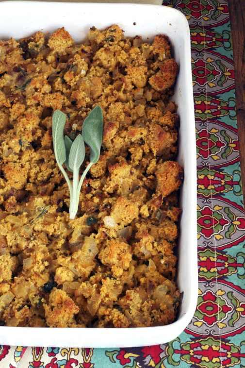 Have a special diet need for Thanksgiving? Check out this round up of Thanksgiving side dishes that includes vegan, dairy-free, gluten-free, and nut-free ideas!