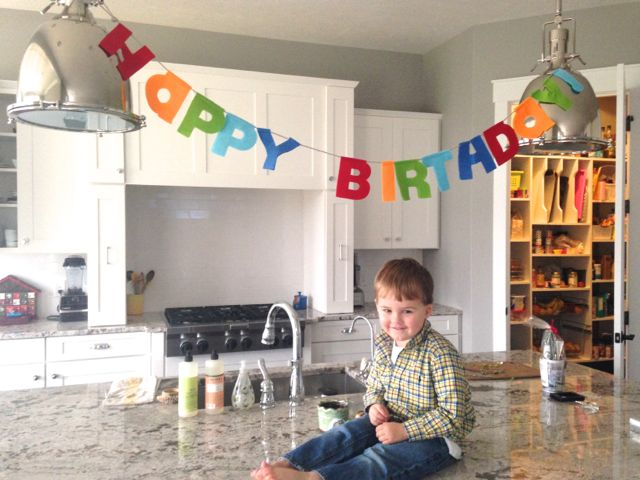 Luke 3 Year Old Update