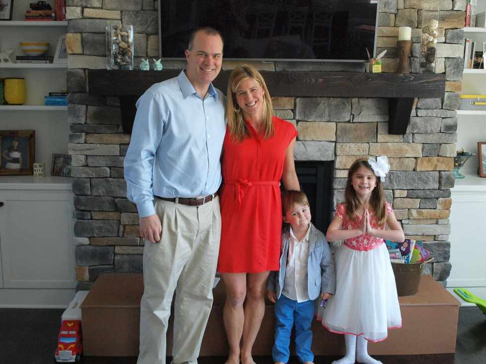 Family Easter Pics