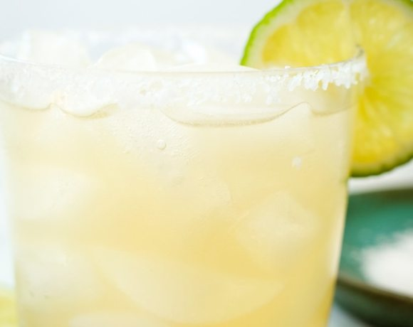 Simply the best margarita in the world