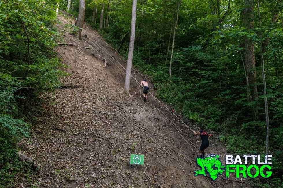 BattleFrog 8K Obstacle Course Race Recap