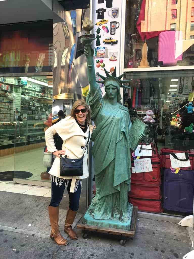 New York City Girls' Weekend