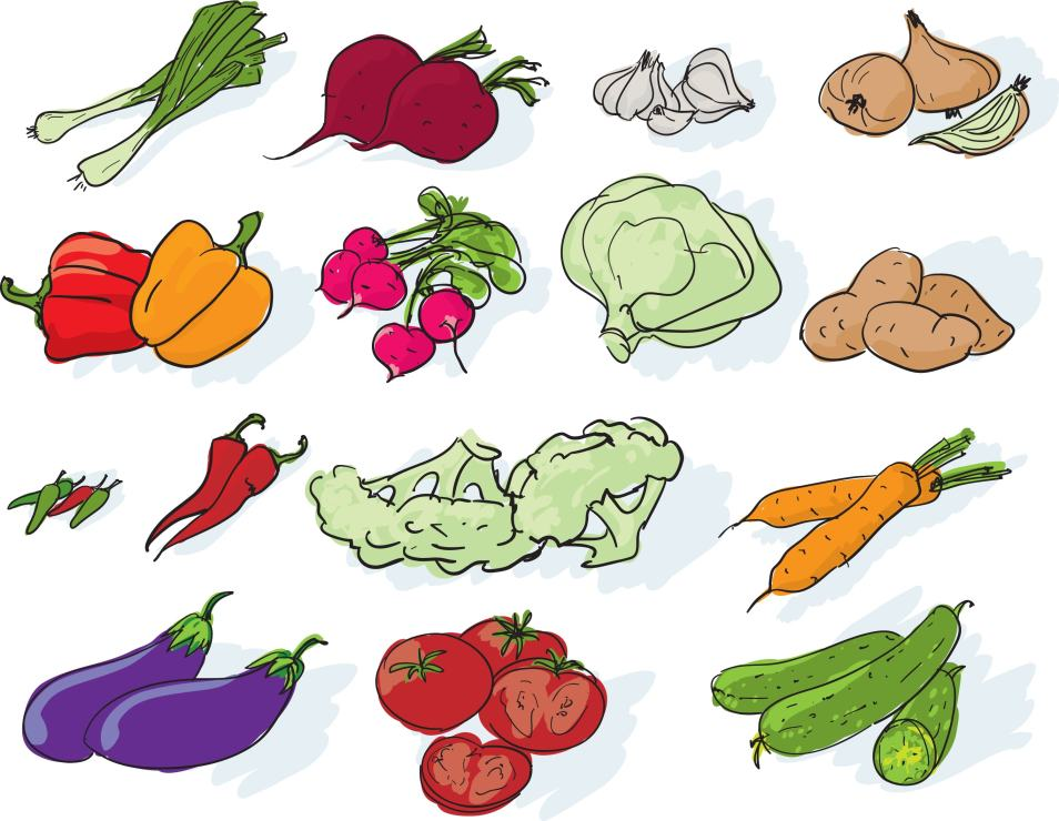 How Much is a Serving of Vegetables or Fruit?