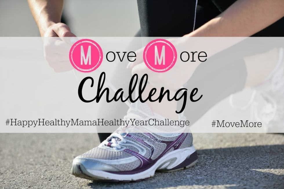Move More Challenge UPdate