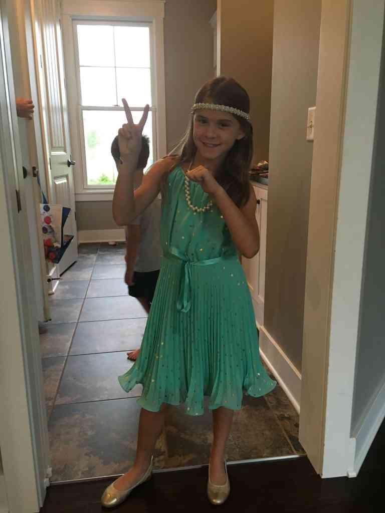 Meghan turns 8