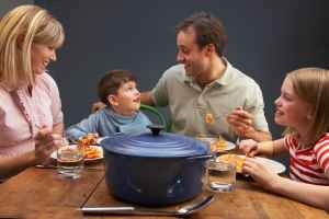 Are Healthy Family dinners Really important?