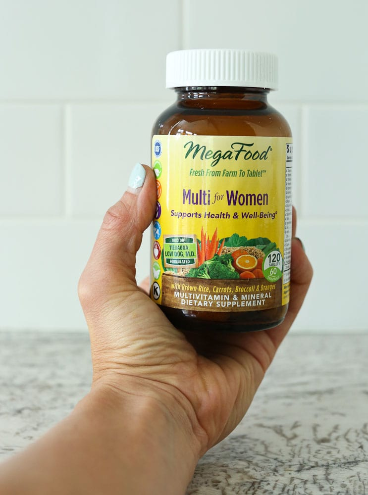 MegaFood Multi for Women Review