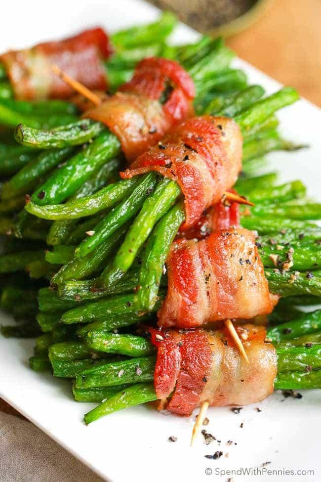 Green Bean recipes-Bacon Green Bean Recipes