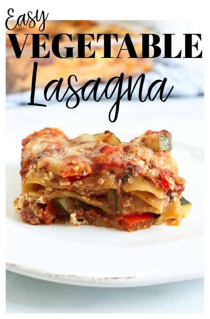 Easy Vegetable Lasagna Recipe #easy #vegetable #lasagna #vegetarian #zucchini #healthy #best