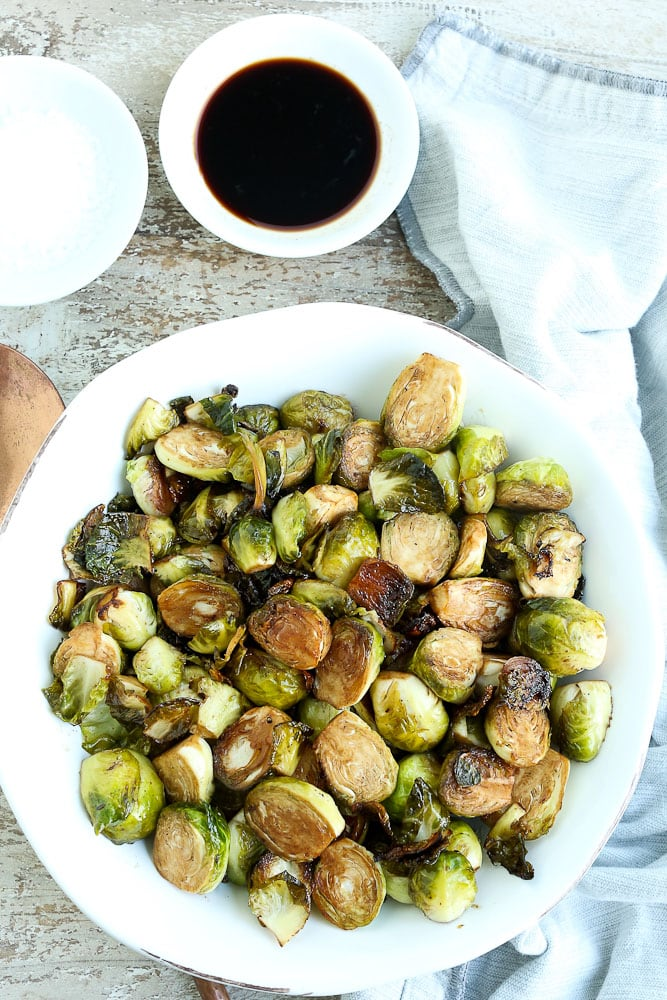 Grilled Brussels Sprouts Recipe