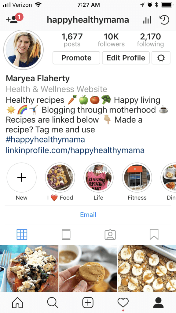 July Favorites Instagram