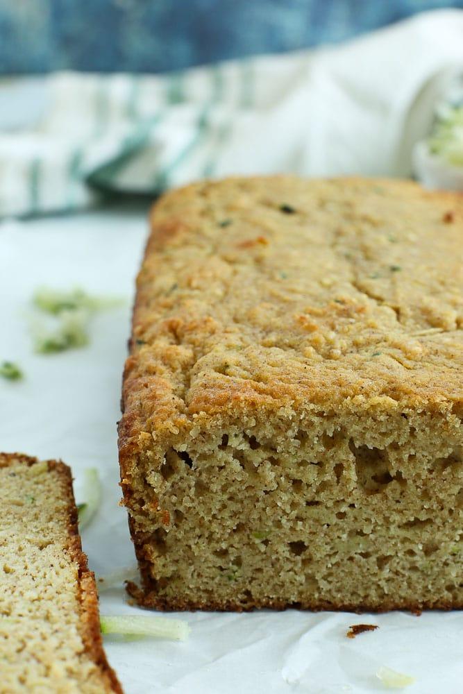 Low Carb Keto Zucchini Bread Recipe