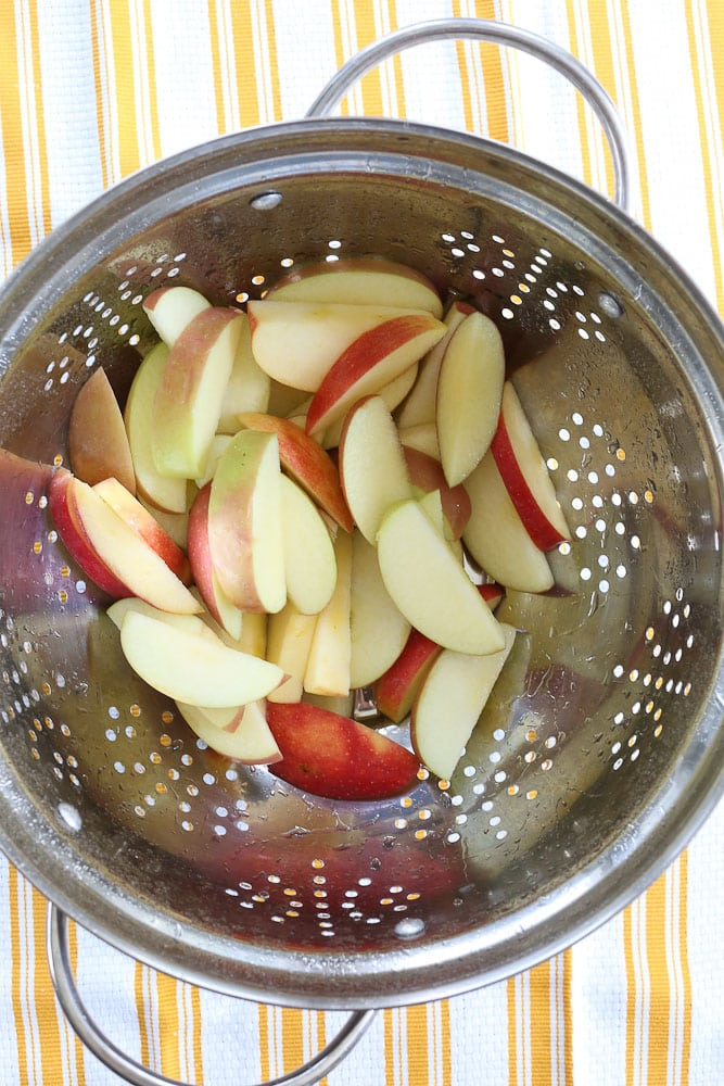 Step 2 How To Keep Apple Slices From Turning Brown