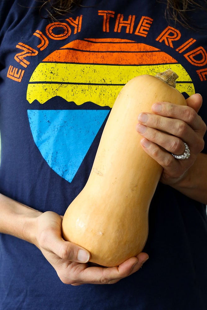 how to cook butternut squash in the instant pot small to medium sized squash