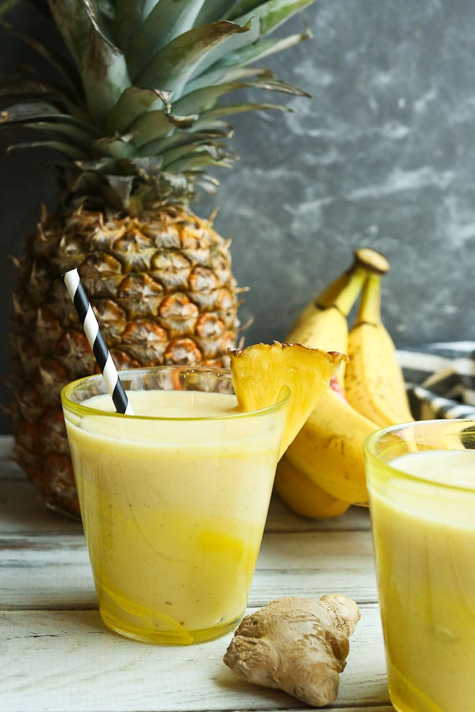 Pineapple Smoothie Recipe