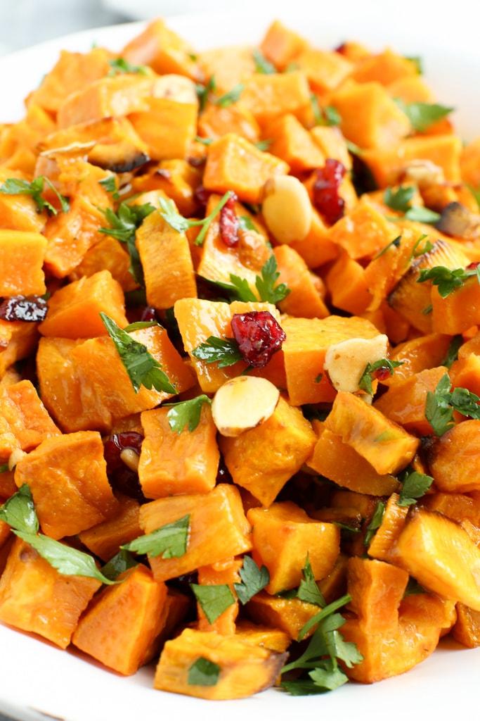Roasted Sweet Potato Recipe