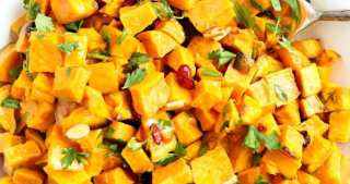 Roasted Sweet Potato Roasted Sweet Potato Salad Recipe
