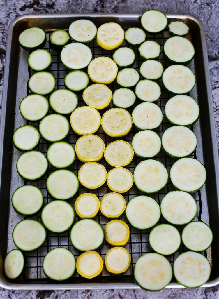 salting zucchini before baking