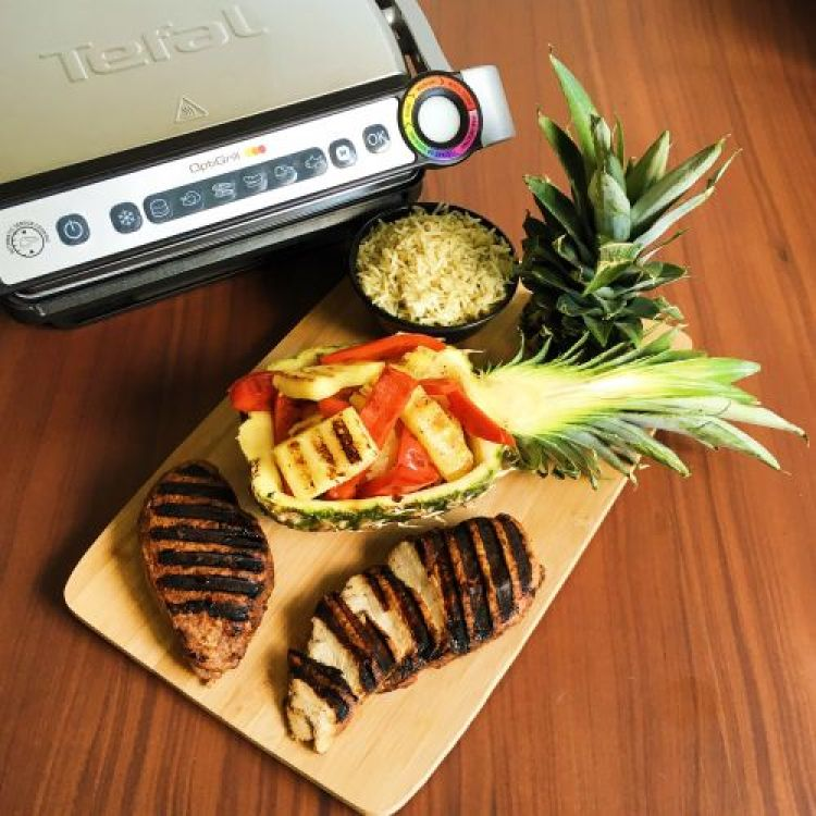 Gluten-free-jerk-chicken-recipe-and-Tefal-Optigrill-review