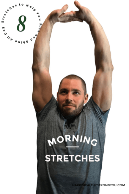 8 Morning Stretches to Help You Rise and Shine All Day