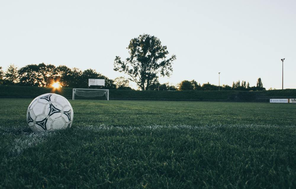 Soccer Goal to Remember Why You are Staying Fit Over Summer